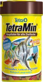 TetraMin 100 мл ТетраМин Корм для здоровой жизни всех видов тропических рыб